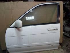 Дверь передняя левая Toyota Corsa EL43, 5E-FE