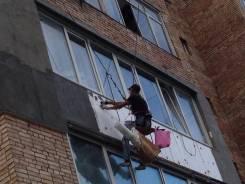Утепление стен фасадов во Владивостоке 1500м2
