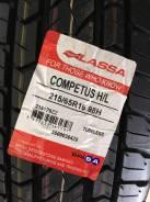 Lassa Competus H/L. Летние, без износа, 4 шт