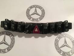 Блок управления подвеской. Mercedes-Benz S-Class, V220, W220 Двигатели: M112E28, M112E32, M113E43, M113E50, M113E55, M137E58, M137E63, OM613LA, OM628