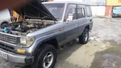 Toyota Land Cruiser Prado. LJ78 654387, 2LT4532768