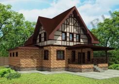 Визуализация вентилируемого фасада с использованием японских панелей
