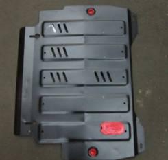 Защита двигателя. Nissan Pathfinder, R52