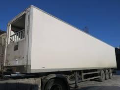 Montracon. Полуприцеп фургон термос, 2004. Под заказ