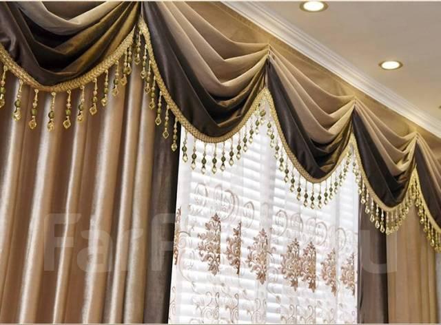 Дизайн интерьеров, дизайн штор, ламбрекенов . Тип объекта дом, коттедж,ресторан, отель,гостиница., срок выполнения неделя