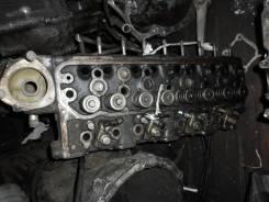 Головка блока цилиндров. Mitsubishi Canter Двигатель 4D33