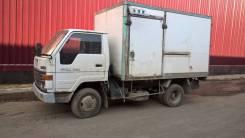 Toyota. Продам ПТС Dyna фургон 1989 год с железом