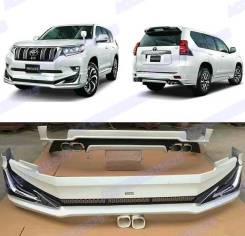 Обвес кузова аэродинамический. Toyota Land Cruiser Prado, GDJ150L, GDJ150W, GDJ151W, GRJ150L, TRJ150W
