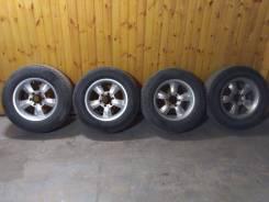 2Crave Wheels. 9.0x17, 6x139.70, ET10, ЦО 108,0мм.