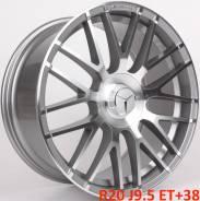 Mercedes. 9.5x20, 5x112.00, ET38, ЦО 66,6мм.