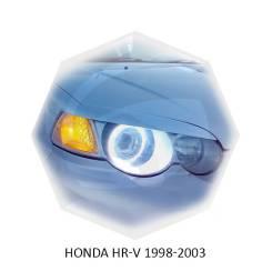 Накладка на фару. Honda HR-V, GH1, GH2, GH3, GH4 Двигатели: D16A, D16AVTEC. Под заказ