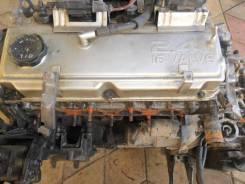 Блок цилиндров. Mitsubishi Galant, EC3A, EA3A, EA3W, EA_W, EC_W Двигатель 4G64
