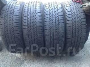 Bridgestone Dueler H/T 684II. Летние, 2015 год, без износа, 4 шт. Под заказ из Владивостока