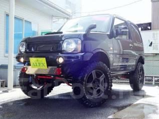 Suzuki Jimny. автомат, 4wd, 0.7, бензин, 12 350тыс. км, б/п. Под заказ