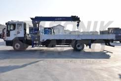 Daewoo Novus. Продам Новый грузовик с крановой установкой , 7 000кг., 4x2