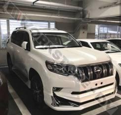 Обвес кузова аэродинамический. Toyota Land Cruiser Prado, GDJ150, GRJ150, KDJ150, LJ150, TRJ150