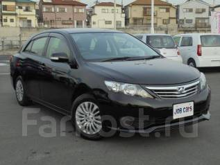 Toyota Allion. автомат, передний, 1.5, бензин, б/п. Под заказ