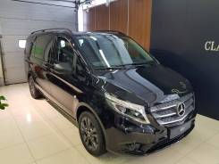 Mercedes-Benz Vito. Style 119 BluTEC L, 2 200 куб. см., 8 мест