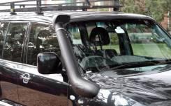 Шноркель. Mitsubishi Pajero, V60, V63W, V65W, V68W, V73W, V75W, V77W, V78W Двигатель 4M41
