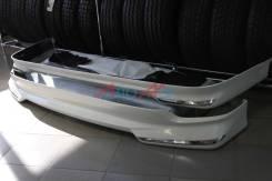 Обвес кузова аэродинамический. Toyota Land Cruiser, URJ202, URJ202W Двигатель 1URFE