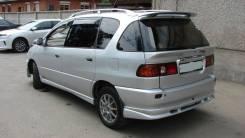 Накладка на бампер. Toyota Ipsum, SXM15G, CXM10G, SXM10G Двигатели: 3SFE, 3CTE