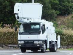 Mitsubishi Canter. автовышка Tanado AT145, 16м. от земли, 2ой мотор, 4 200куб. см., 16м. Под заказ