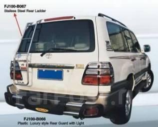 Лестница. Toyota Land Cruiser, FZJ100, FZJ105, HDJ100, HDJ100L, HDJ101K, HZJ105, HZJ105L, HZJ71, HZJ71V, HZJ74, HZJ74K, HZJ74V, HZJ76, HZJ76K, HZJ76V...