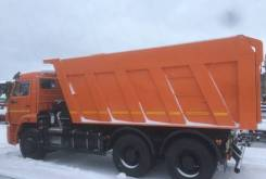 Камаз 6520. Самосвал -43, 11 000 куб. см., 20 000 кг.