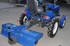 Скаут Т-15. Мини трактор Скаут т-15 + почвофреза, 815 куб. см.