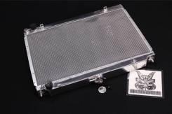 Радиатор охлаждения двигателя. Nissan Skyline, BCNR33, ECR33, ER34 Nissan Stagea, WGNC34. Под заказ