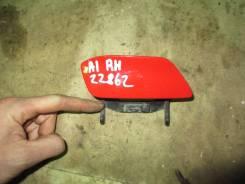 Крышка форсунки омывателя фар. Audi A1, 8XF, 8XK Двигатели: BSE, BSF, CAVG, CAXA, CAYB, CAYC, CBZA, CCSA, CDLH, CFHD, CHZB, CHZE, CNVA, CPTA, CTHG, CU...