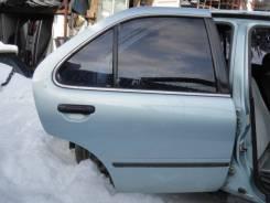 Дверь задняя правая-1995г Nissan Sunny FB14 GA15DE