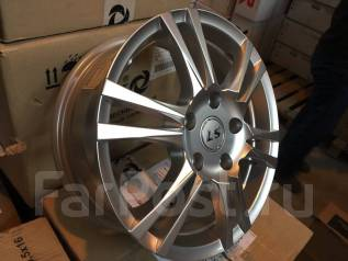 "Light Sport Wheels LS TS609. 6.0x15"", 5x114.30, ET52.5, ЦО 73,1 мм."