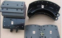 Ремонт тормозных колодок барабанного типа