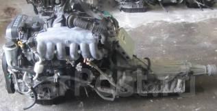 Двигатель в сборе. Toyota Mark II, JZX101 Toyota Cresta, JZX101 Toyota Chaser, JZX101 Двигатель 2JZGE