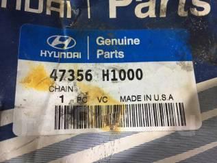 Цепь раздатки. Kia Sorento Hyundai Terracan Двигатели: D4CB, D4CBAENG, D4BH