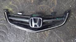 Решетка радиатора. Honda Accord, CL7, CL8, CL9, CM1, CM2, CM3 Двигатели: K20A, K20A6, K20A7, K20A8, K20Z2, K24A, K24A3, K24A4, K24A8