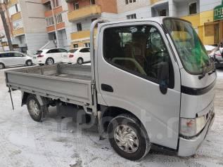 Toyota Dyna. Продам бортовой грузовик Тойота Дюна, 2 000 куб. см., 1 400 кг.
