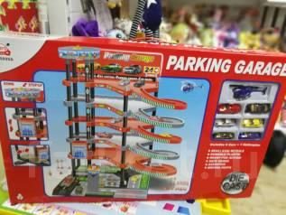 Гаражи, парковки. Под заказ