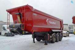 Gutewolf. Полуприцеп самосвальный GuteWolf, 40 000 кг.