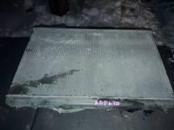 Радиатор охлаждения двигателя. Toyota Harrier, MCU10, MCU10W