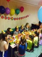 День рождение, игровая комната
