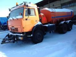 Камаз 65115. поливомоечная, 10 000 куб. см., 15 000 кг. Под заказ
