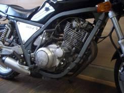 Yamaha SRX 400. 400куб. см., исправен, птс, без пробега