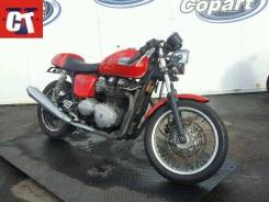 Triumph Thruxton. 900куб. см., исправен, птс, без пробега
