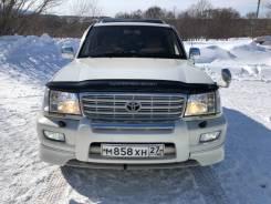 Toyota Land Cruiser. автомат, 4wd, 4.7 (235 л.с.), бензин, 211 300 тыс. км