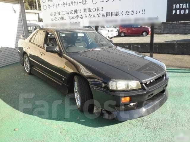 Продажа Nissan Skyline 1999 года в Японии - Nissan Skyline, 1999 ... 2f77887cf64
