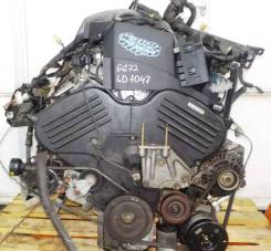 Двигатель в сборе. Mitsubishi Chariot Grandis, N86W Двигатель 6G72