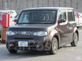 Nissan Cube. автомат, 1.5, бензин, б/п, нет птс. Под заказ