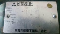 АКПП. Mitsubishi Delica, PD8W, PE8W, PF8W Двигатель 4M40